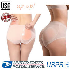 Hip Up Silicone Pads & Lift Butt Enhancer Panties Undies Buttocks Booty Booster