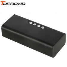 TOPROAD® Stereo Bluetooth Speaker Portable Wireless Receiver Dual Speakers