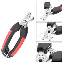 Pet Nail Clipper Dog Cat Claw Trimmer Professional Stainless Steel Grooming Tool
