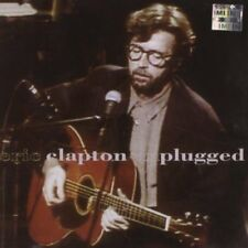 ERIC CLAPTON - Eric Clapton Unplugged By Clapton,eric (1992-08-25) - CD - NEW
