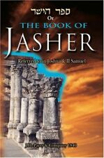 BOOK OF JASHER: REFERRED TO IN JOSHUA & SECOND SAMUEL By J.h. Parry *Excellent*