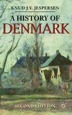A HISTORY OF DENMARK (PALGRAVE ESSENTIAL HISTORIES SERIES) By Knud Jespersen NEW