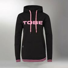 TOBE Outerwear - Furler Hoodie - Warm - Comfortable - Quality - Black and Pink