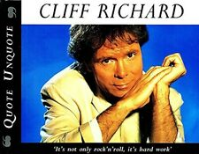 Cliff Richard: Quote, Unquote - Good Book Portland, Carole