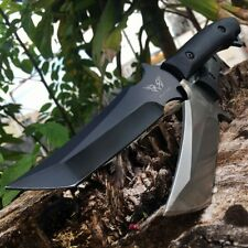 Hunting Knives Tactical Knife Fixed Blade Survival Rescue Outdoor Camping Tools