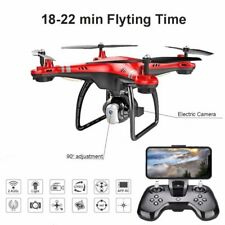 Drone with HD 3MP Camera Altitude Hold One Key Return/Landing/Take Off Drone