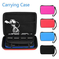 Carrying Bag+Case Cover+Screen Protector Trave for New Nintendo 3DS XL LL 2015
