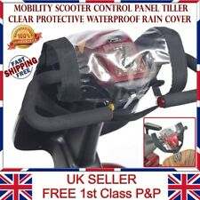 LTG Mobility Scooter Control Panel Tiller Cover Universal Waterproof Protective