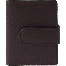 Roots 73 Jumbo Leather Card Case Holder 2 Colors Women's Wallet NEW