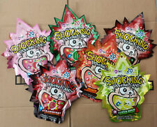 STRIKING Poping Candy (Pop Rock) - 20 Pouches per Pack (2 packs)