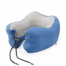 AutoYouth® Memory Foam Travel Neck Pillow Breathable And Comfortable, U-Shaped