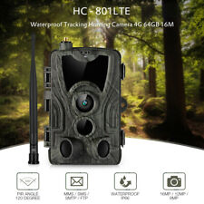 HC - 801LTE Tracking Scouting Trail 4G Hunting Camera Infrared Night Vision 64GB