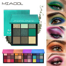 Eyeshadow Palette Beauty Makeup Shimmer Matte Gift Eye Shadow Cosmetic Tools