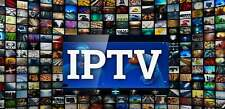 IPTV SUBSCRIPTION BEST 4K CHANNELS ARABIC USA UK CANADA LATINO INDIAN LOT
