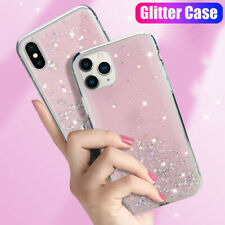 Luxury Bling Liquid Glitter Silicone Case for iPhone 11 Pro Max XR X XS 8 Cover