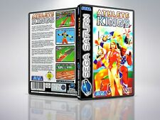 Athlete Kings - Saturn - Replacement - Cover/Case - NO Game - PAL