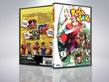 Power Stone - Dreamcast - Replacement - Cover/Case - NO Game