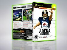 Arena Football - XBOX - Replacement - Cover/Case - NO Game