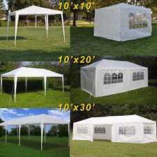 Canopy Party Wedding Tent Gazebo Pavilion Cater Events