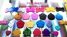 PET TAG / DOG / CAT / ID / DEEP ENGRAVED FAST POSTAGE