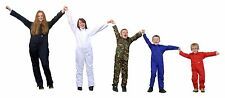 NEW KIDS/CHILDS BOILERSUIT/OVERALL/COVERALL (AGE 10/11)