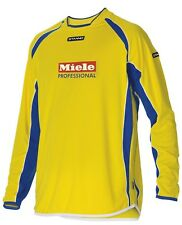 Stanno Full Team Valencia Football Kit in Yellow inc. numbers and sponsor!