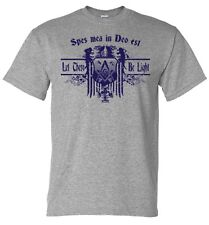 Freemason Scottish Rite Stone Eagle Tee shirt