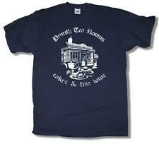 PENRITH TEA ROOMS T SHIRT - PYTHON, SPINAL TAP (CAN'T MENTION THE MAIN FILM!)