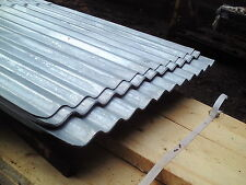 8' & 10' Galvanized Corrugated Roof Sheets For Sale