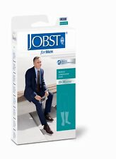 Jobst ForMen Mens Compression Knee Socks 20-30 mmhg Open Toe Supports Therapy OT