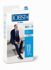 Jobst forMen Mens Compression Thigh Socks 15-20 mmhg Supports Therapeutic Closed