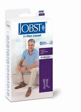 Jobst forMen Mens Casual Compression Knee Socks 30-40 mmhg Supports Therapeutic