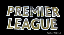 Premier League Senscilia/Lextra 07-12 Football Shirt Gold Letter Player Size