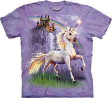 New UNICORN CASTLE Youth T Shirt