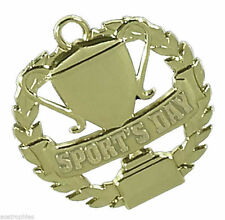 school Sports Day Medal and Ribbon AM770