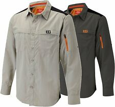 Craghoppers Bear Grylls Trek Mens Shirt Insect Repellent