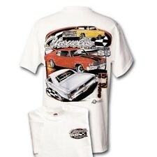 64 65 66 67 69 70 CHEVELLE SS BY CHEVROLET T-SHIRT GM LICENSED 68 71 72 MALIBU