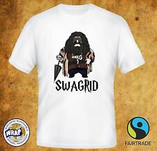 SWAGRID T-Shirt! Harry Potter Parody T-Shirts! Quirky tees, Funny, Nerdy, Swag