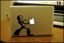 Apple Macbook Pro & Air LAPTOP Decal/Sticker: MegaMan