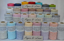 ♥ Divine Bakers Twine ♥ 10m ♥ DIY Crafts ♥ Wedding Party ♥ Choice of Colours