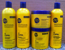 Motions Professional CPR Treatments - Shampoo/Protein Reconstructor/Lotion