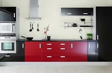 1220mm Premier Glossy Fablon Kitchen Units Cupboard Doors Cover Up Vinyl Part B