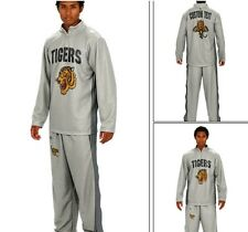 WARMUPS TIGER MASCOT CUSTOM TEXT CHOOSE COLORS AVAILABLE IN YOUTH AND ADULT