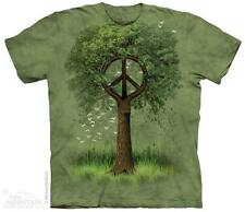 New ROOTS OF PEACE T Shirt