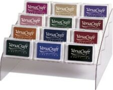 Versacraft Large Pigment Ink Pad for use on Fabric Paper Wood by Tsukineko