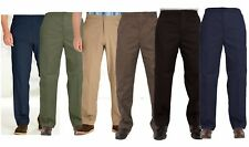 RUGBY TROUSERS CARABOU MENS FULL ELASTICATED WAIST  PANTS W32-W48 L 27 29 31