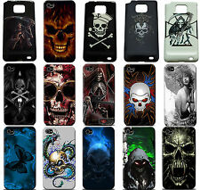 TATTOO GOTHIC HORROR ROCK STAR ARTWORK STYLE CASE COVER FOR VARIOUS MOBILE PHONE