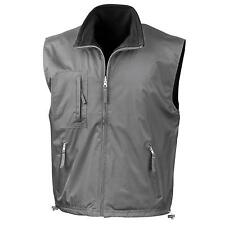 New RESULT Mens Reversible Fleece Bodywarmer in 3 Contrast Colours XS - XXL