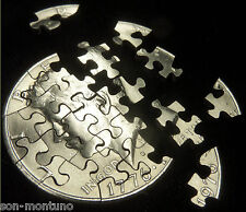 WORLD'S FINEST Jigsaw Puzzle Coins - US Dollar Half Quarter Dime Nickel Penny