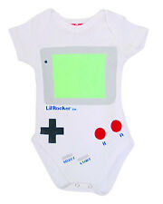 DARKSIDE CLOTHING Game Baby boy/girl/babygrow/bodysuit/grow/one piece, console